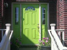 rich green front door with brass black white nmfalltrends