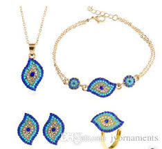 necklace accessories wholesale images Wholesale european and american new accessories devil eye jpg
