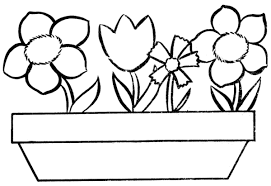 easter flower coloring pages easter coloring pages flower