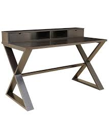 Buy Fargo Home Office Desk In Wenge Colour By HomeTown Online - Home furniture fargo