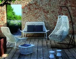 Hanging Garden Chairs Unique Hanging Swing Outdoor Garden Furniture Decor White Frame