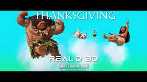 walt disney thanksgiving disney u0027s moana thanksgiving announcement tv commercial youtube