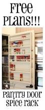 best 25 hanging spice rack ideas on pinterest door spice rack