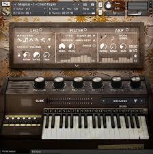 soundiron releases magnus chord organ for kontakt thanksgiving sale