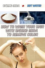 Wash Hair Before Color - best 25 hair color remover ideas on pinterest lightening hair