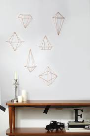 Wall Decor Home Goods by Umbra Prisma Wall Decor Copper From Saskatchewan By Twisted Goods