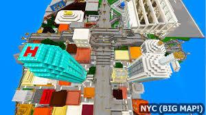 New York Minecraft Map by New York City Big Map For Mcpe Android Apps On Google Play