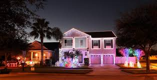holiday light displays in central florida orlando sentinel