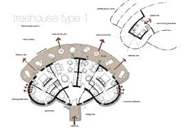 saratoga springs treehouse villa floor plan tree house floor plan singapore