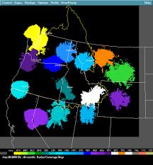 Portland Radar Map by Ohd Hl National Weather Hydrology Laboratory