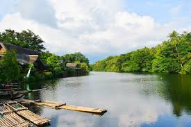 relaxing at villa escudero plantations and resort featuring photos