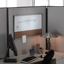 quartet arccb3018 cubicle magnetic dry erase cork combo brd 30