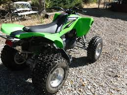 sale 05 kfx700 v twin in calif