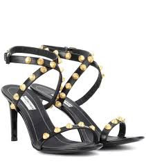 balenciaga shoes sandals mid heel new york outlet sale