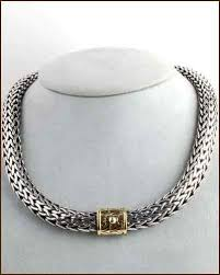 silver necklace sale images Hardy silver large classic chain necklace greatly discounted at jpg