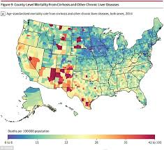 target black friday map clermont fl maps show the typical cause of death in each region of america