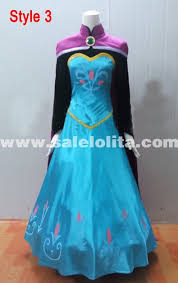 Frozen Costume 2016 Frozen Costume Elsa Cosplay Elsa The Snow Queen