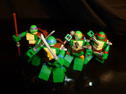 teenage mutant ninja turtles lego midifigs teenage mutant u2026 flickr