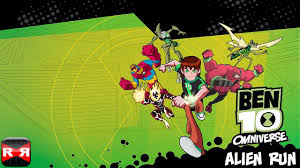 ben 10 omniverse alien run reliance big entertainment ios