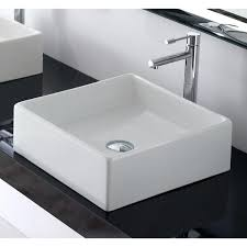 vessel sinks for sale square bathroom sinks square white ceramic vessel sink square