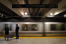 Hayward Bart Station Map by These Are The Most And Least Crowded Bart Stops Sfgate