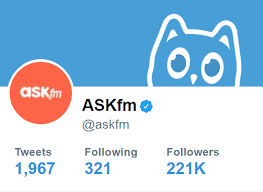 Ask Fm Askfm Askfm 1688 Answers 1019178 Likes Askfm