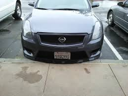 nissan altima coupe eyelids thinking of a slight change need input nissan forum nissan