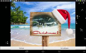 christmas photo live wallpaper android apps on google play
