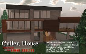 twilight cullen house second life marketplace twilight cullen house vire s