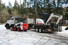 granby bobcat service ltd excavating bobcat u0026 trucking nanaimo