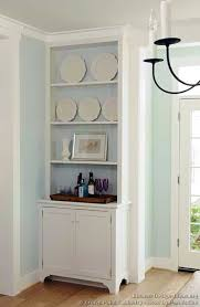 Pictures Of Kitchens Traditional Blue Kitchen Cabinets - Kitchen display cabinet