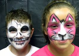 Face Makeup Designs For Halloween by Halloween Face Paint Tips Archives Mrs Weber U0027s Neighborhood