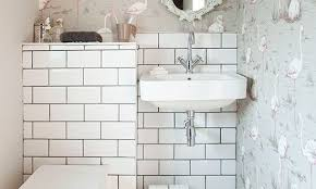 small bathroom wallpaper ideas sophisticated the 25 best small bathroom wallpaper ideas on