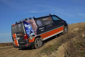 volkswagen dakar volkswagen transporter t6 míří na rallye dakar 2016