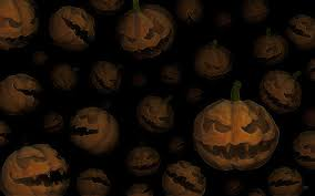 happy halloween pumpkin wallpaper scary halloween backgrounds clipartsgram com