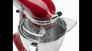 kitchenaid 1 piece pouring shield kn1ps youtube