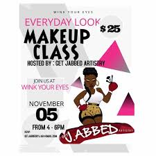 Makeup Classes In Baton Rouge Everyday Makeup Look At Wink Your Eyes Baton Rouge