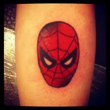 15 spiderman tattoos leg