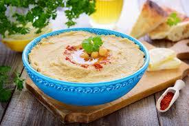 cuisine libanaise houmous cuisine libanaise houmous fait maison du k pois de de chiñ image