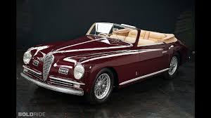 Alfa Romeo 6c Price Alfa Romeo 6c 2500 S Cabriolet