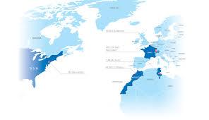 Estonia On The World Map by Contact Us U2013 Datametrix