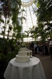 buffalo wedding venues botanical gardens wedding ceremony botanic