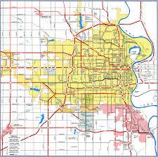 Nebraska Map Untitled Document