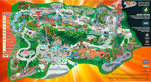 Six Flags Roller Coasters List Top 14 Rollercoasters At Six Flags Magic Mountain