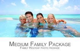 seychelles familiy portrait photo package medium
