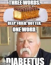 One Word Diabeetus Meme - diabeetus imgflip