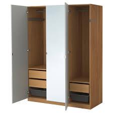 glass mirror wardrobe doors pax wardrobes built in wardrobes ikea