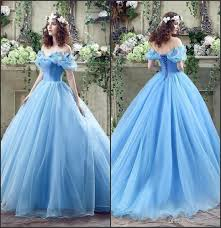 cinderella quinceanera dresses 2017 graceful blue cinderella gowns quinceanera dresses