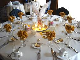 50th anniversary table decoration ideas image gallery photos of