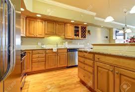 Wooden Interior Kitchen Kitchen Imposing Wooden Interior Design Images